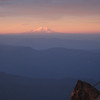 New day also on Mt Rainier