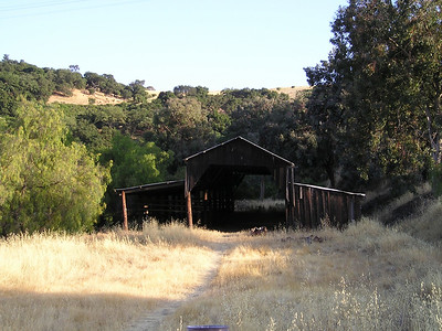 Old barn on the Norred Ranch.