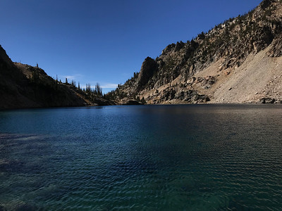 Sawtooth Lake loop_September 25-26 2018
