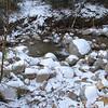 Place where Kancamagus Skid Trail crosses Kancamagus Brook