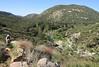 On Secret Canyon Trail.