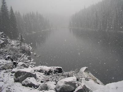 Nada Lake.