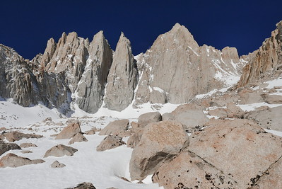 Mt. Whitney via MR, April 2016