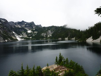 Snow and Gen Lakes, 7-16
