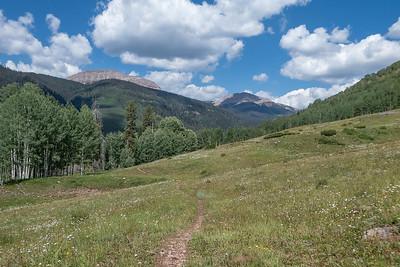 Lower Cascade Creek Trail