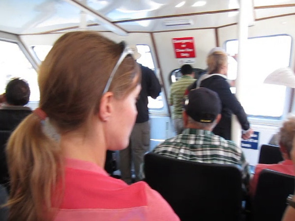 VIDEO - Happy fun times on the Lady Express.