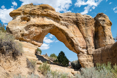 "The Aptly Named ""Arch Rock""!"