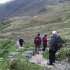 Still descending by Ruddy Gill... (it took us oldies HOURS)
