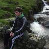 Ben waits on Stockley Bridge