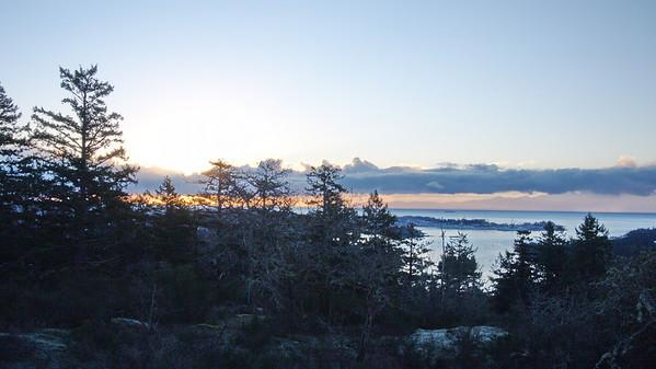 Thetis Lake January 2011