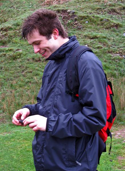 Ed captures Brendan who captured EdJ...