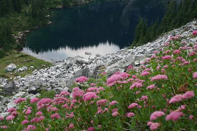 Lovely Trap Lake.