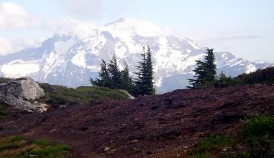 Mt. Shuksan.