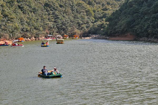 Tai Tam Country Park, Boating