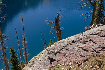 Turquoise Lake Hike