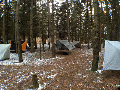 Hiking & Hammocks