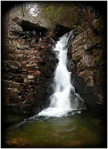 Upper Thornburg Mtn Falls