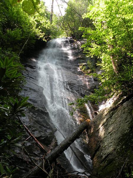 Waterfall on Laurel Fork, NC