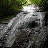 Waterfall on Tributary of Laurel Fork NC