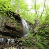 Dry Creek Falls--one of three