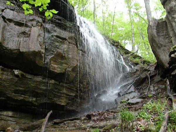 Dry Creek Falls #3 Video