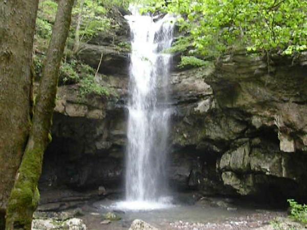 Lost Creek Falls video