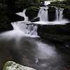 Lynn Camp Prong series of waterfalls