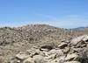 Looking back to Wilson Peak.