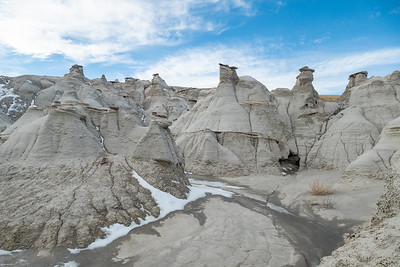Scenery and Hoodoos