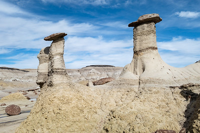 Nice Colorful Hoodoos
