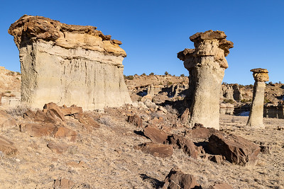 More Big and Tall Hoodoos