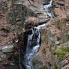Buttermilk Falls on December 4, 2008