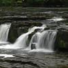 Aysgarth upper falls, with a slow shutter setting