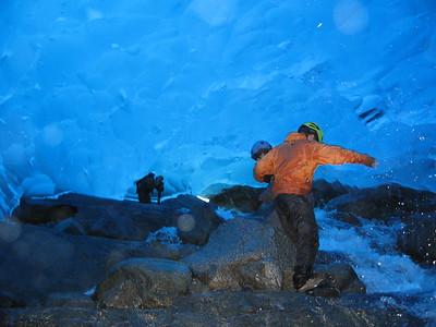 Glacier Activities