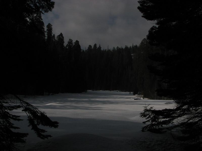 Example of exposure bracketing in Sequoia NP