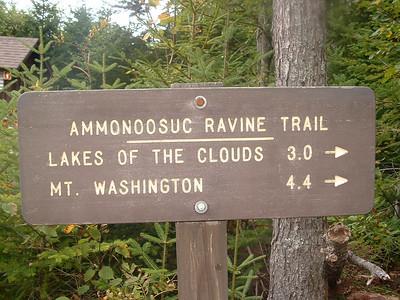 Mt. Monroe 09/13/2005