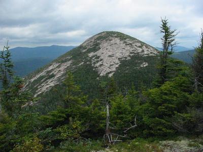 Percy Peaks, 17 AUG 2008