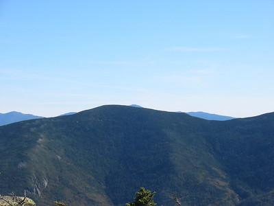 Garfield Ridge peaks, 20 SEP 2009