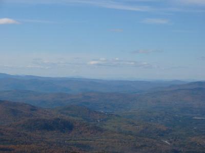 Sandwich and Jennings Peak, 17 OCT 2009