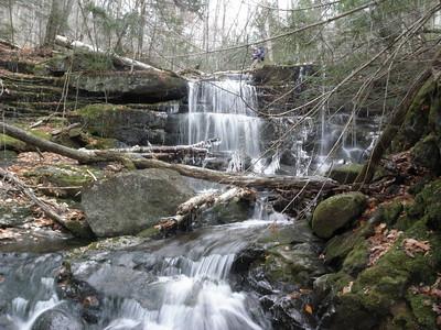 Waternomee Falls