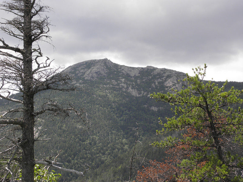 One last look at the summit