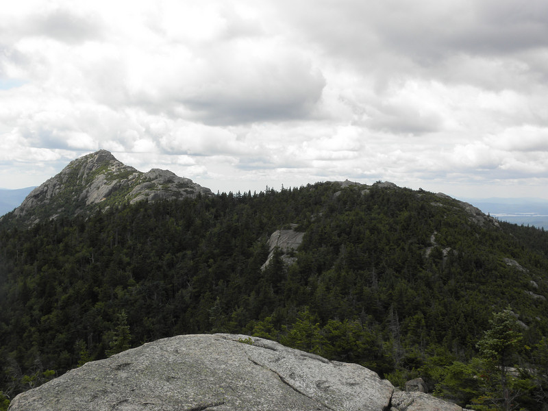 Chocorua from the Sisters