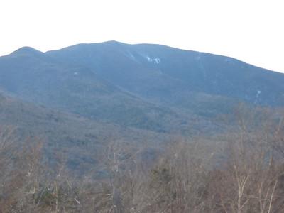 Scar Ridge from Hancock overlook