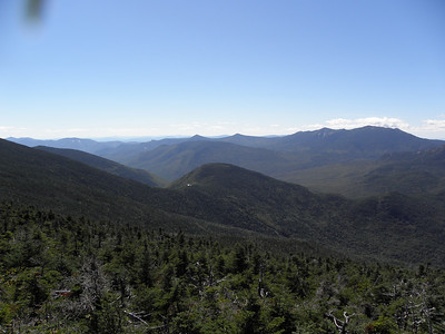 Pemi Wilderness from N Twin