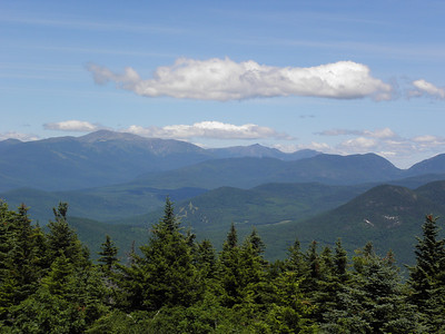Presidentials and Carter Notch