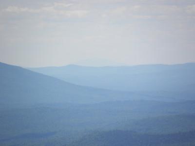 Mondanock, 100 miles distant