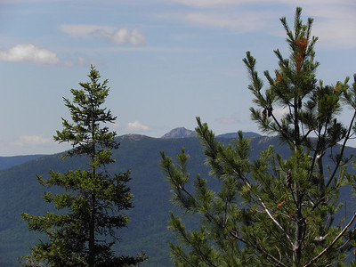 A peek at Chocorua