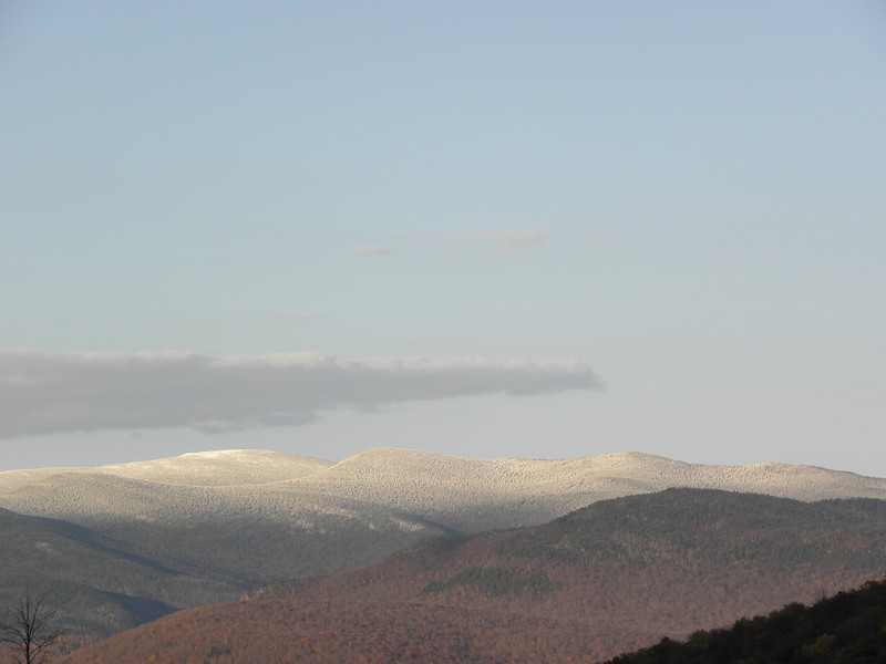 Moosilauke and Blue Ridge