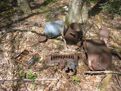 Logging camp stuff