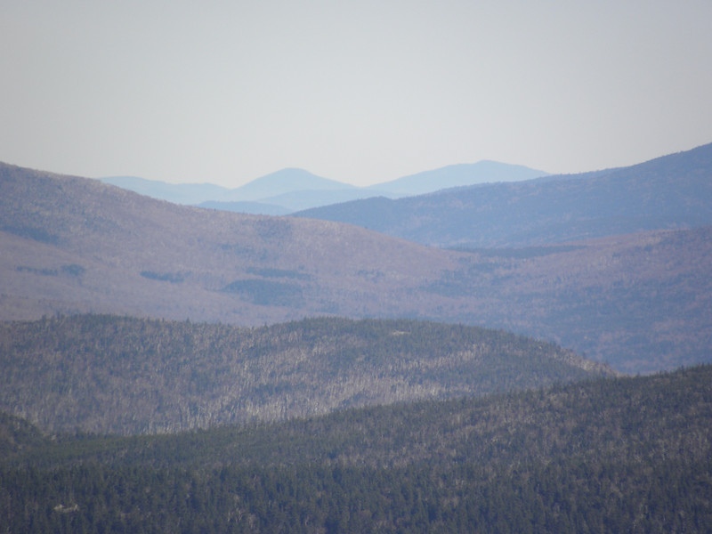 Bald and (the little) Saddleback Mtn, ME (63 miles)